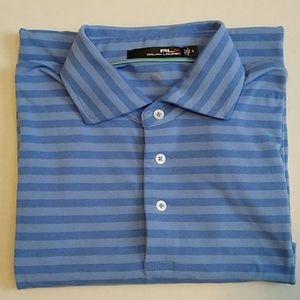 Ralph Lauren RLX Polo Shirt Mens Medium.